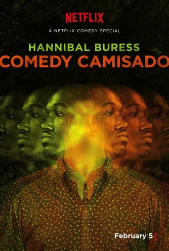Poster of Hannibal Buress: Comedy Camisado