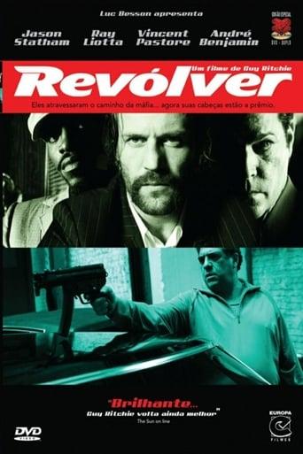 Revólver - Poster