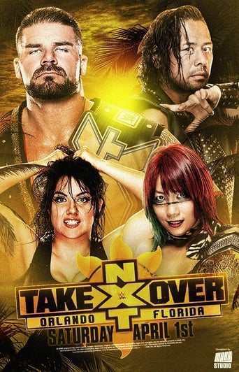 Poster of NXT Takeover: Orlando
