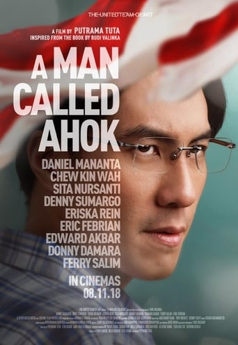 Poster of A Man Called Ahok