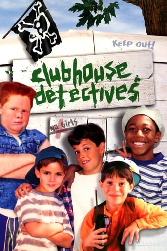 Poster of Clubhouse Detectives