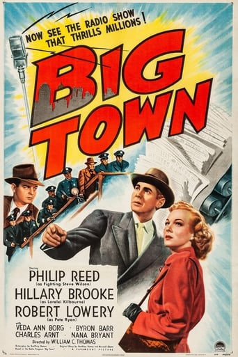 Poster of Big Town