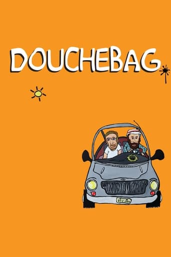 Poster of Douchebag