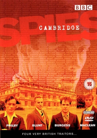 Poster of Cambridge Spies