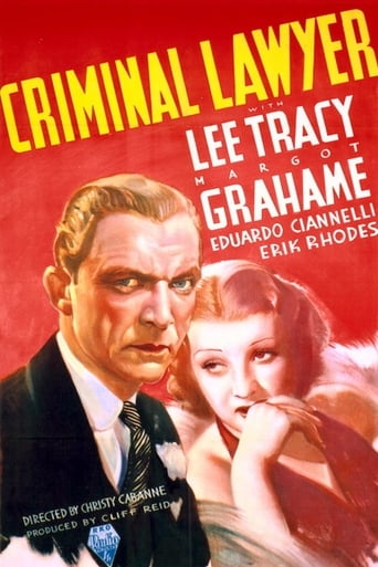 Poster of Criminal Lawyer