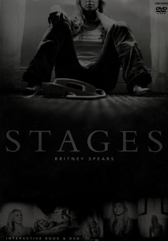 Poster of Stages: Three Days in Mexico - Britney Spears