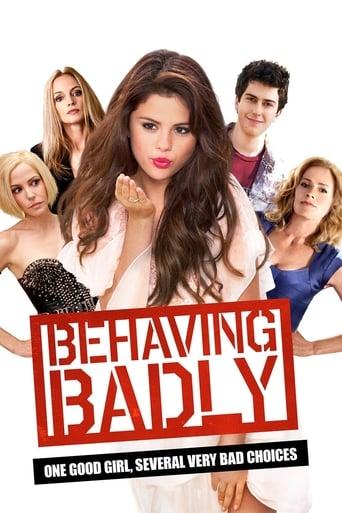 Poster of Behaving Badly