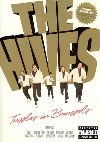 The Hives: Tussles in Brussels
