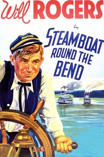 Poster of Steamboat Round the Bend