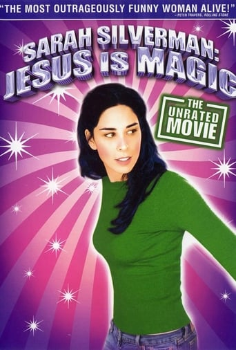 Poster of Sarah Silverman: Jesus Is Magic