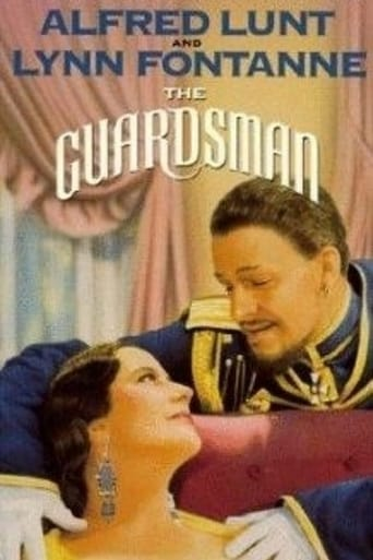 Poster of The Guardsman