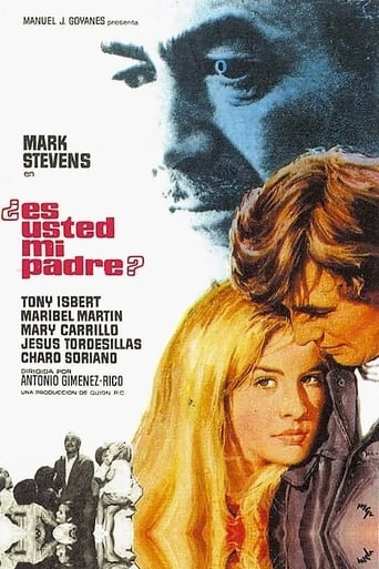 Poster of ¿Es usted mi padre?