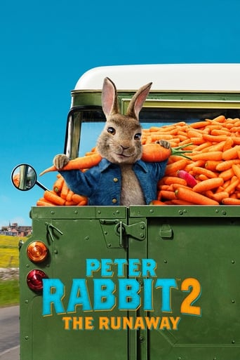 Watch Peter Rabbit 2: The Runaway 2021 full online free