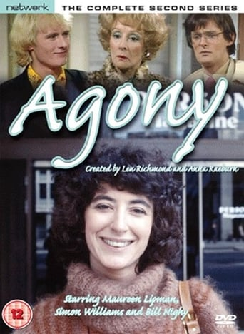 Poster of Agony