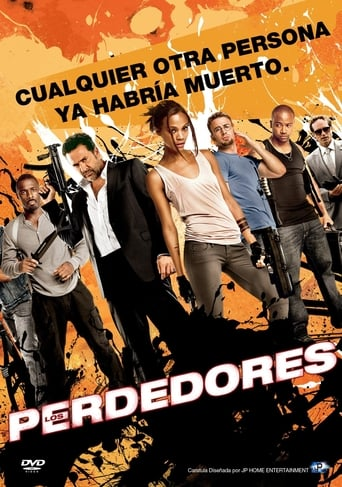 Poster of Los perdedores
