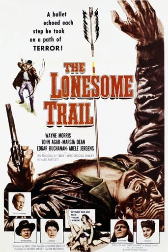 Poster of The Lonesome Trail