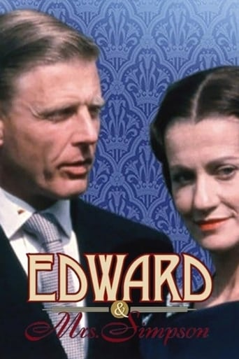 Poster of Edward and Mrs Simpson