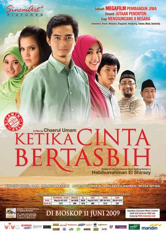 Poster of Ketika Cinta Bertasbih