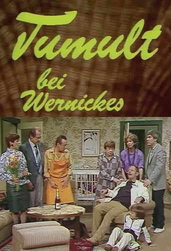 Poster of Tumult bei Wernickes
