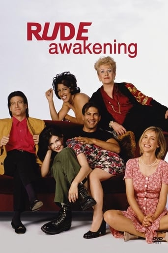 Poster of Rude Awakening