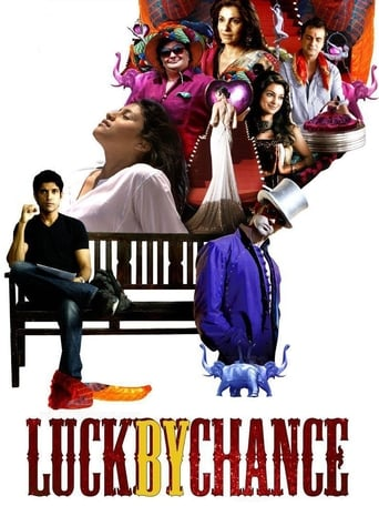 Poster of Luck By Chance fragman