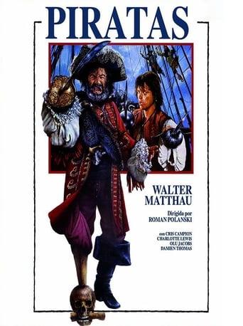 Poster of Piratas