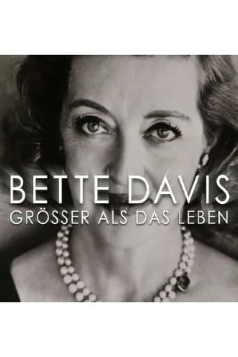 Poster of Bette Davis - Größer als das Leben