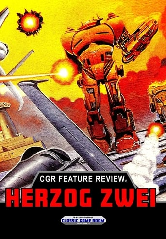 CGR Feature Review of Herzog Zwei