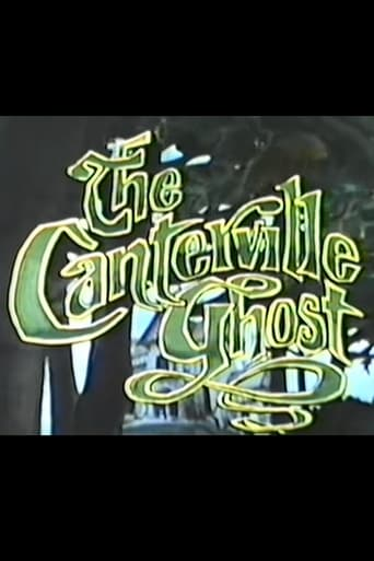 The Canterville Ghost Movie Poster