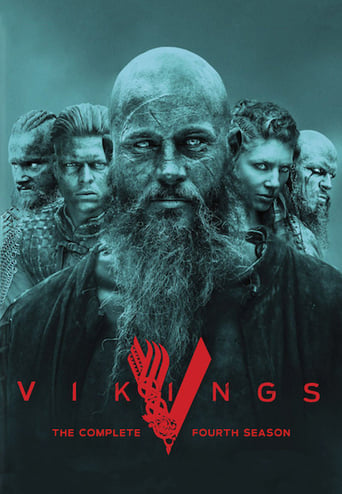 Vikings 4ª Temporada Completa BluRay 720p Dual Áudio Parte 01 e 02 – Torrent Download (2016)