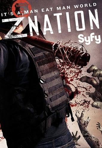 Zombių nacija / Z Nation (2015) 2 Sezonas