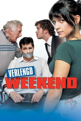 Poster of Verlengd Weekend