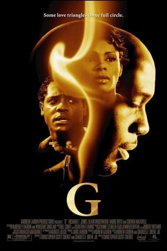 G Movie Poster