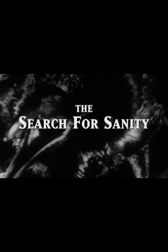 Poster of The Search for Sanity