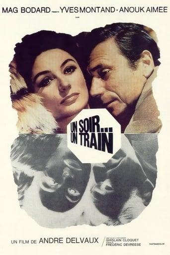 Ein Abend… ein Zug