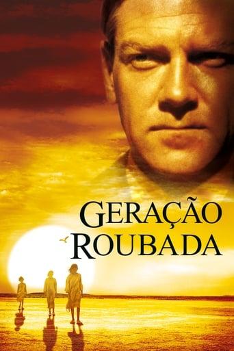 Geração Roubada - Poster