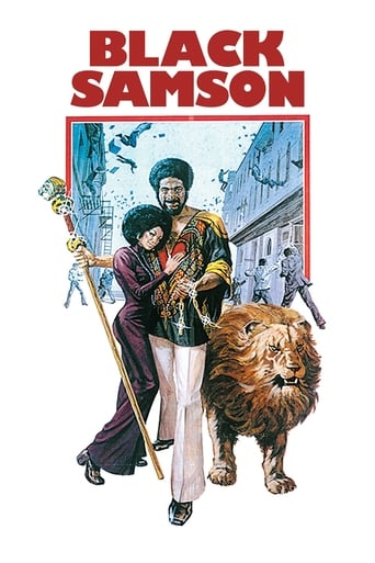 Poster of Black Samson