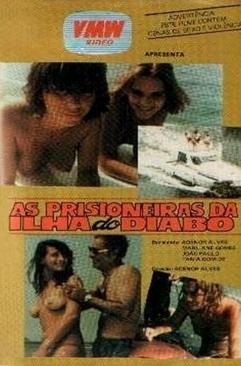 As Prisioneiras da Ilha do Diabo Movie Poster