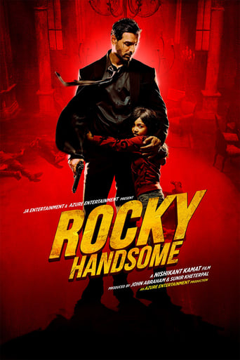 Poster of Rocky Handsome
