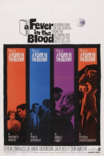 Poster of A Fever in the Blood