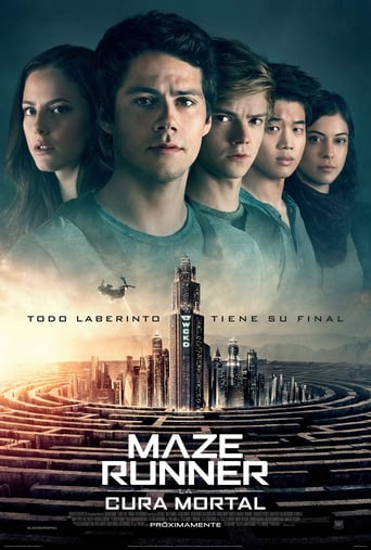 El corredor del laberinto: La cura mortal Maze Runner: The Death Cure