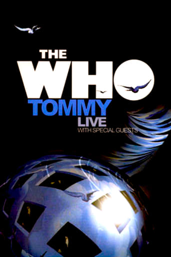 Poster of The Who: Tommy Live With Special Guests