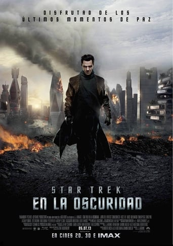 Poster of Star Trek: En la oscuridad