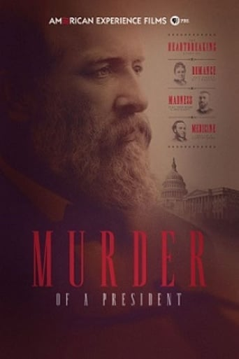 Poster of Murder of a President