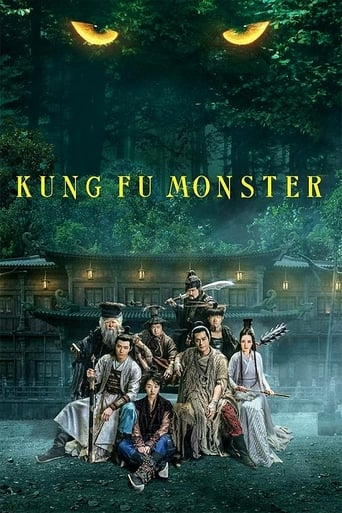 Watch Kung Fu Monster 2018 full online free