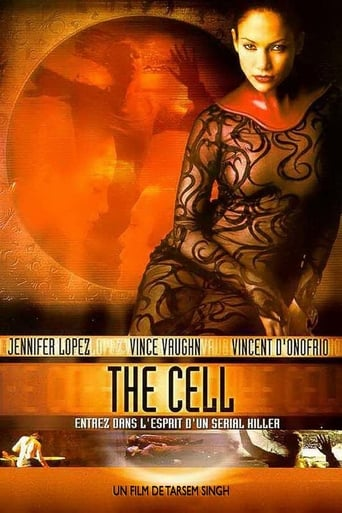 Poster of The Cell
