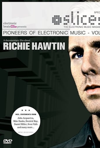 Slices: Pioneers of Electronic Music - Richie Hawtin