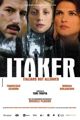 Itaker Movie Poster