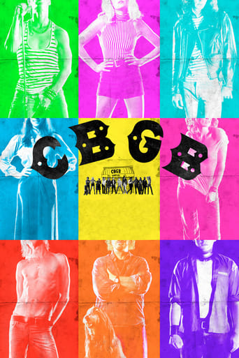 Poster of CBGB: O Berço do Punk Rock