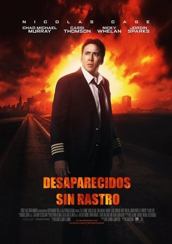 Poster of Desaparecidos sin rastro